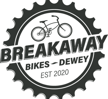 Breakaway Bikes Logo K